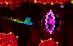 Geometry Dash Subzero 2 Online, Play Geometry Dash Subzero