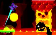 Geometry Dash Subzero Game Play Online for Free